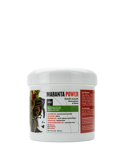 Maranta Power Hair Mask