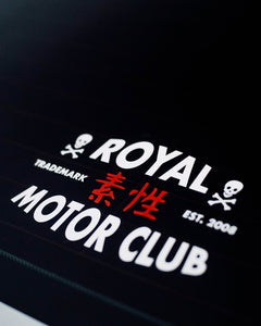 ROYAL ORIGIN | ROYAL MOTOR CLUB DECAL