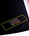 ROYAL ORIGIN | STREET LEGENDS CLUB BOX STICKER
