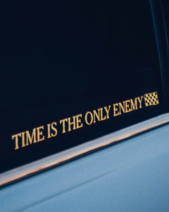 ROYAL ORIGIN | TIME IS THE ONLY ENEMY DECAL