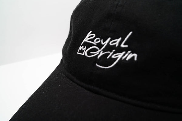 Royal Origin Scribble Dad Hat