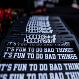 Bad Things Plate Frame