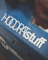 HOODRATstuff | FIT DECAL