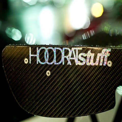 HOODRATstuff | MINI OG DECAL