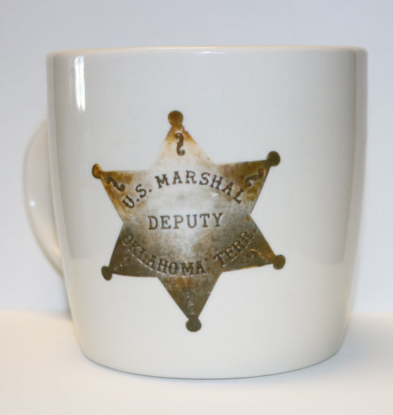 Limited Edition - OK Territory Badge Coffee Mug (100 only)