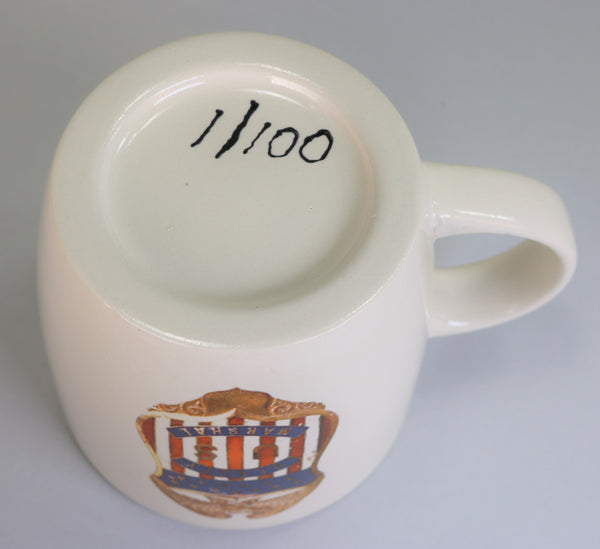 Limited Edition - NY 1939 Badge Coffee Mug (100 only)