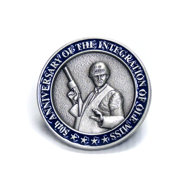 Ole Miss Commemorative Challenge Coin