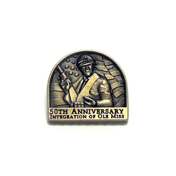 Ole Miss Commemorative Lapel Pin