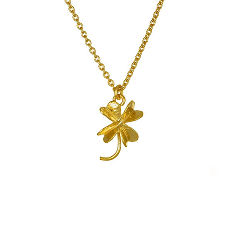 Baby Lucky Clover Necklace