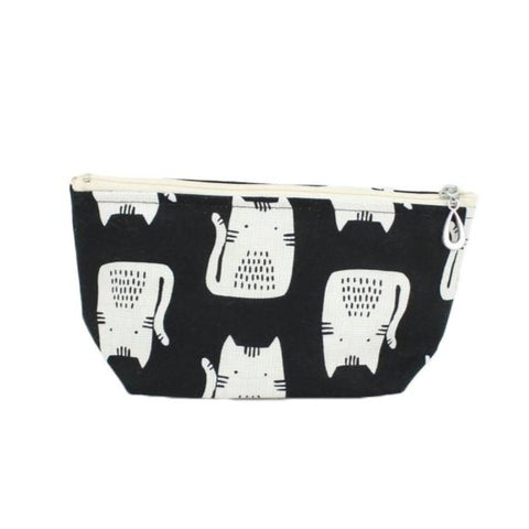 Small Cosmetic Bag - Assorted Styles