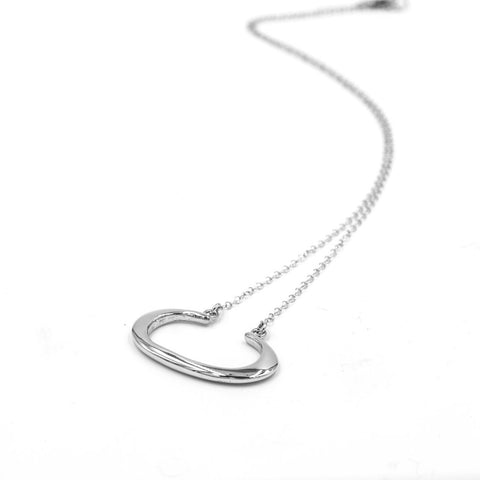 Thea Necklace Silver