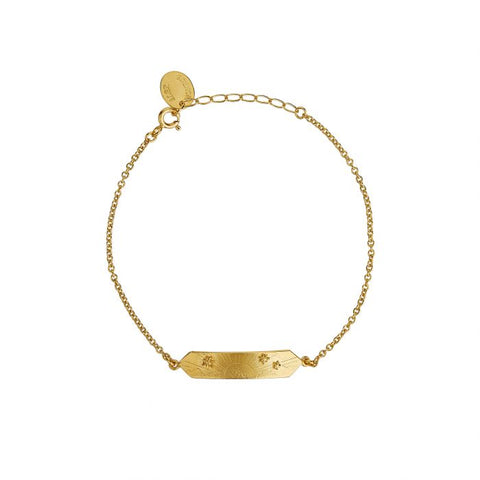 Sail Into the Sunset Engraved I-D Bracelet
