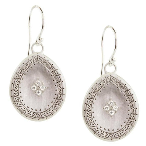 Four Star Aura Earrings