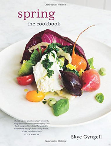 Spring The Cookbook