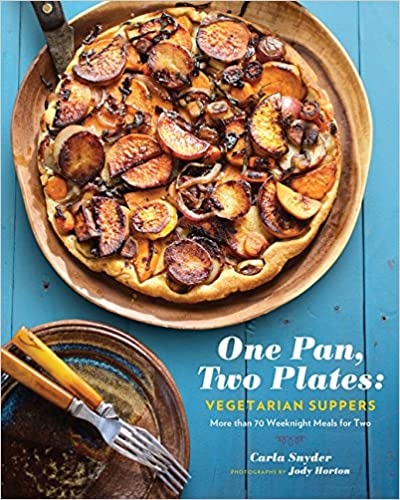 One Pan Two Plates Vegetarian Cookbook