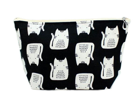 Large Cosmetic Bag - Assorted Styles