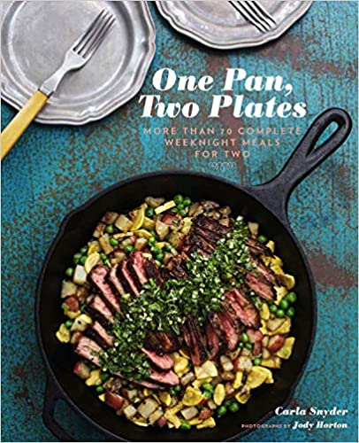 One Pan Two Plates Cookbook