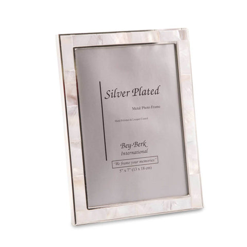5x7 Mother of Pearl Photo Frame