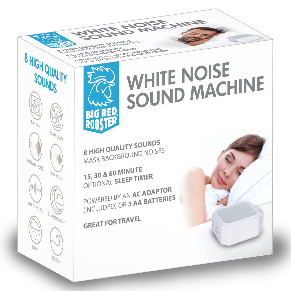 8 Sound White Noise Machine