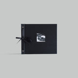 NEWBURY MEDIUM REFILLABLE GUESTBOOK - 8.5X10