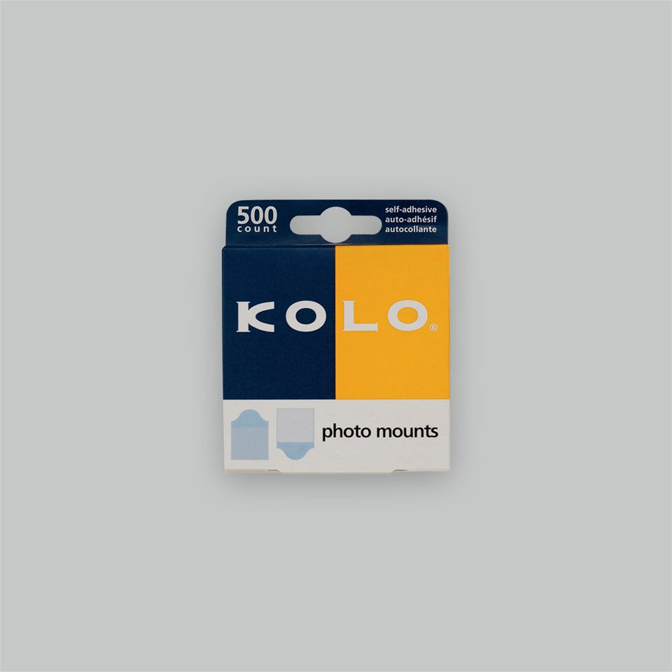 PHOTO MOUNTS - kolo.com