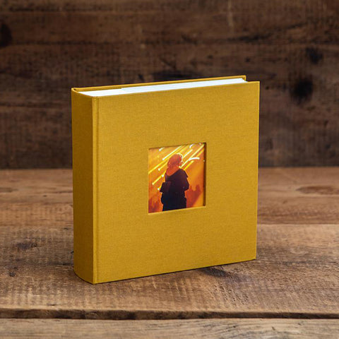 HUDSON MEDIUM 2UP PHOTO ALBUM – HOLDS 200 PHOTOS