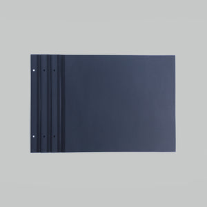 10 BLACK REFILL SHEETS - NEWPORT LARGE 11X14
