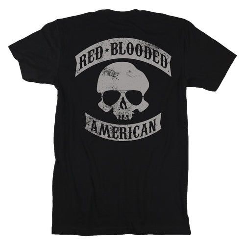 The MC - RED BLOODED AMERICAN