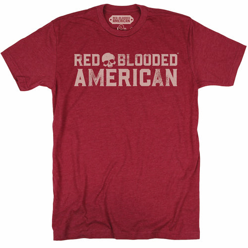 The Brand - RED BLOODED AMERICAN