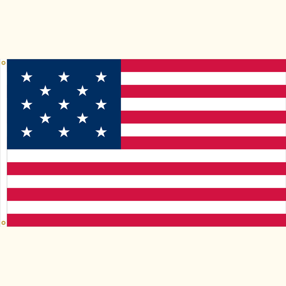 American Flags Historical – Red Blooded American®