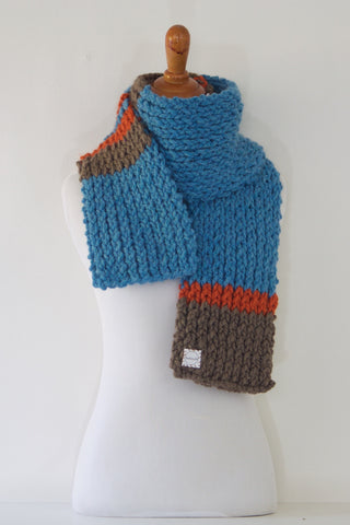 Basic 20 Boy Colors Scarf
