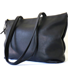 Black BYOB Horizon Tote Bag