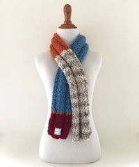 Ribbed 20 Fun Scarf