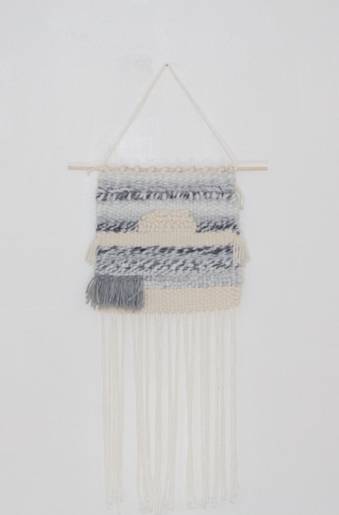 Cold Winter Wall Hanging