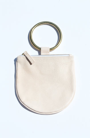 Ring Pouch Natural