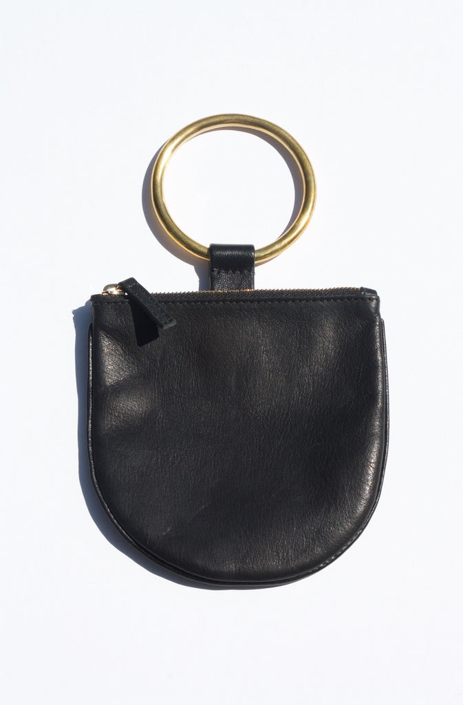 Ring Pouch Black