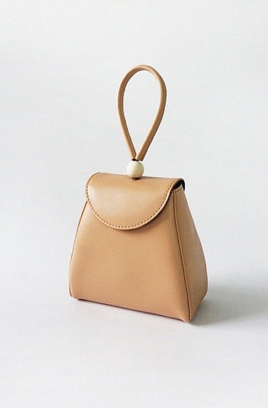 Loop Top Handle Handbag