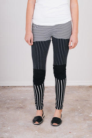 Pieced Legging
