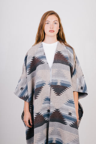 Jesse James Poncho
