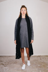 Wool Tunic Dress