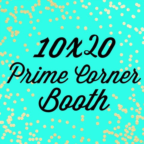 Split Payment Southern Girls 10 x 20 Prime Corner Booth Pin It Expo 2016 Plano