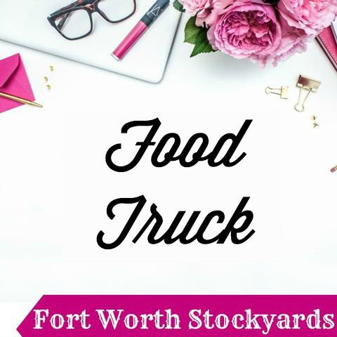 Food Truck Booth Pin It Expo 2017 Fort Worth Stockyards