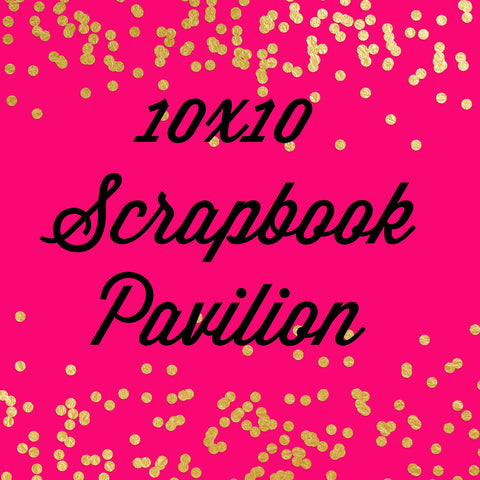 Scrapbook Shop : 10 x 10 Booth Pin It Expo 2016 Plano