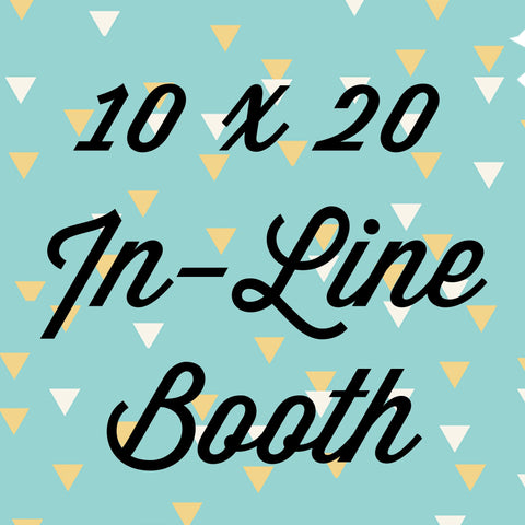 Split Pay Jill Beckham 10x20 In-Line Booth Pin It Expo 2016 The Woodlands
