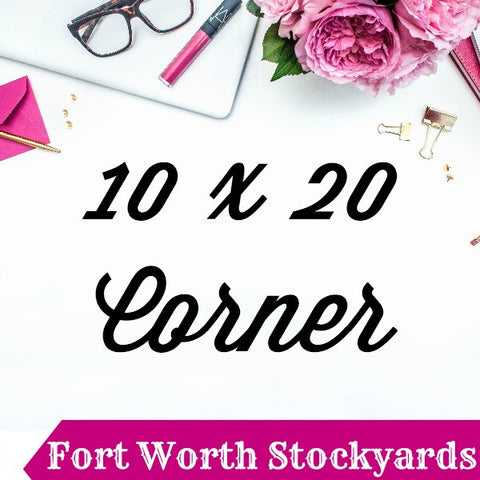 10 x 20 Prime Corner Booth Pin It Expo 2017 Fort Worth Stockyards