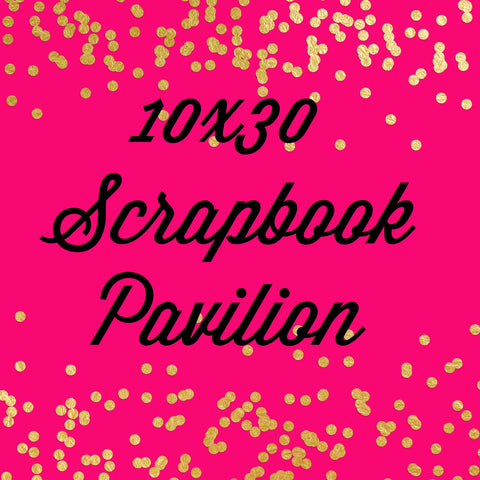 Scrapbook Shop : 10 x 30 Booth Pin It Expo 2016 Plano