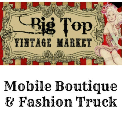Fashion Truck or Trailer - Old Town Spring - November 4 & 5 2017