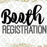 Booth Registration - Nomad MKT - Spring, Texas - Saturday, October 13, 2018