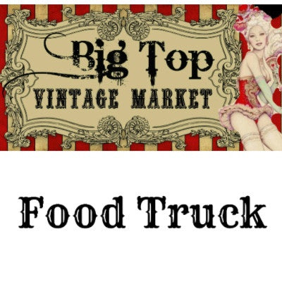 Food Truck or Trailer - Old Town Spring - November 4 & 5 2017
