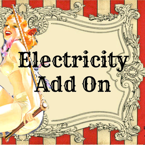 Z Add On Electricity - Old Town Spring - November 4 & 5 2017